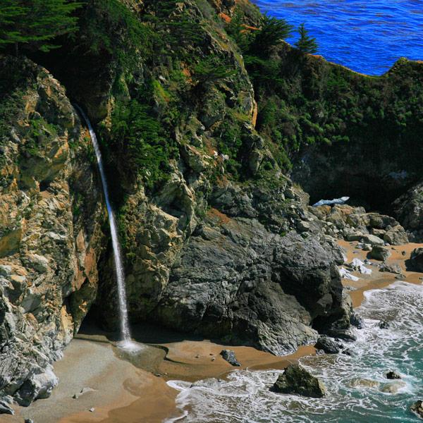 San Luis Obispo / Mcway Falls - 218 km
