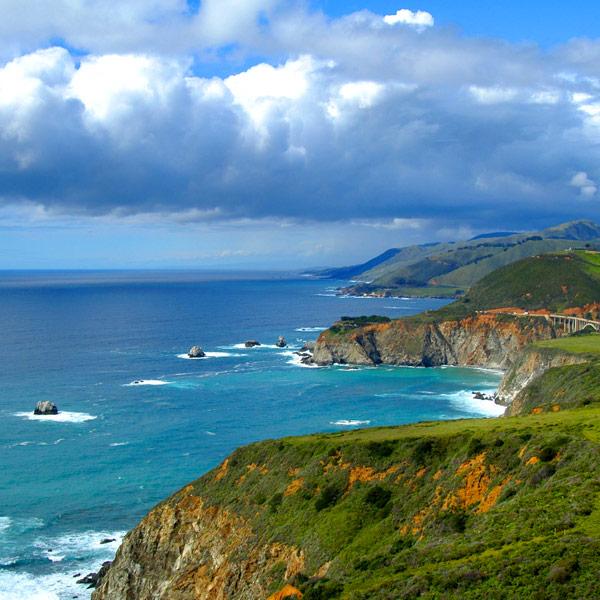 Monterey - 195 km