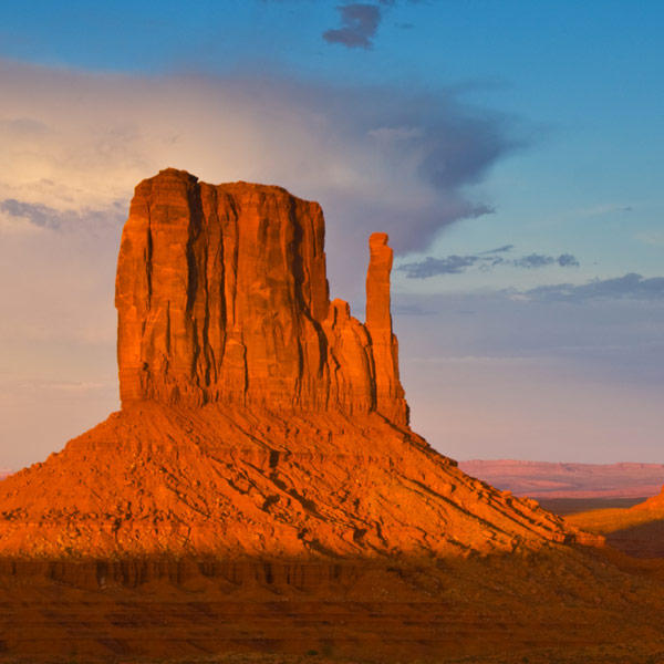 Monument Valley - 281 km